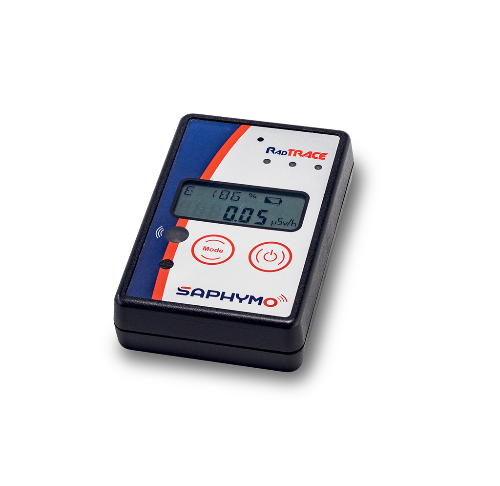Radtrace Gamma Survey Meter Safety Of Workers Exposed