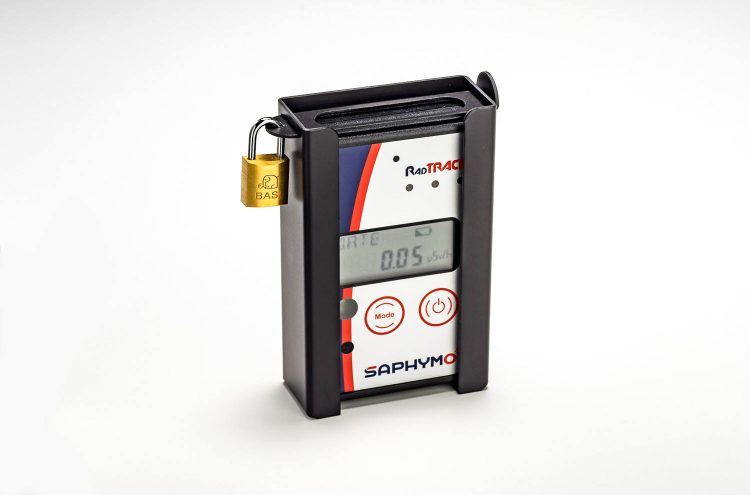 Survey meter to monitor radiation exposure