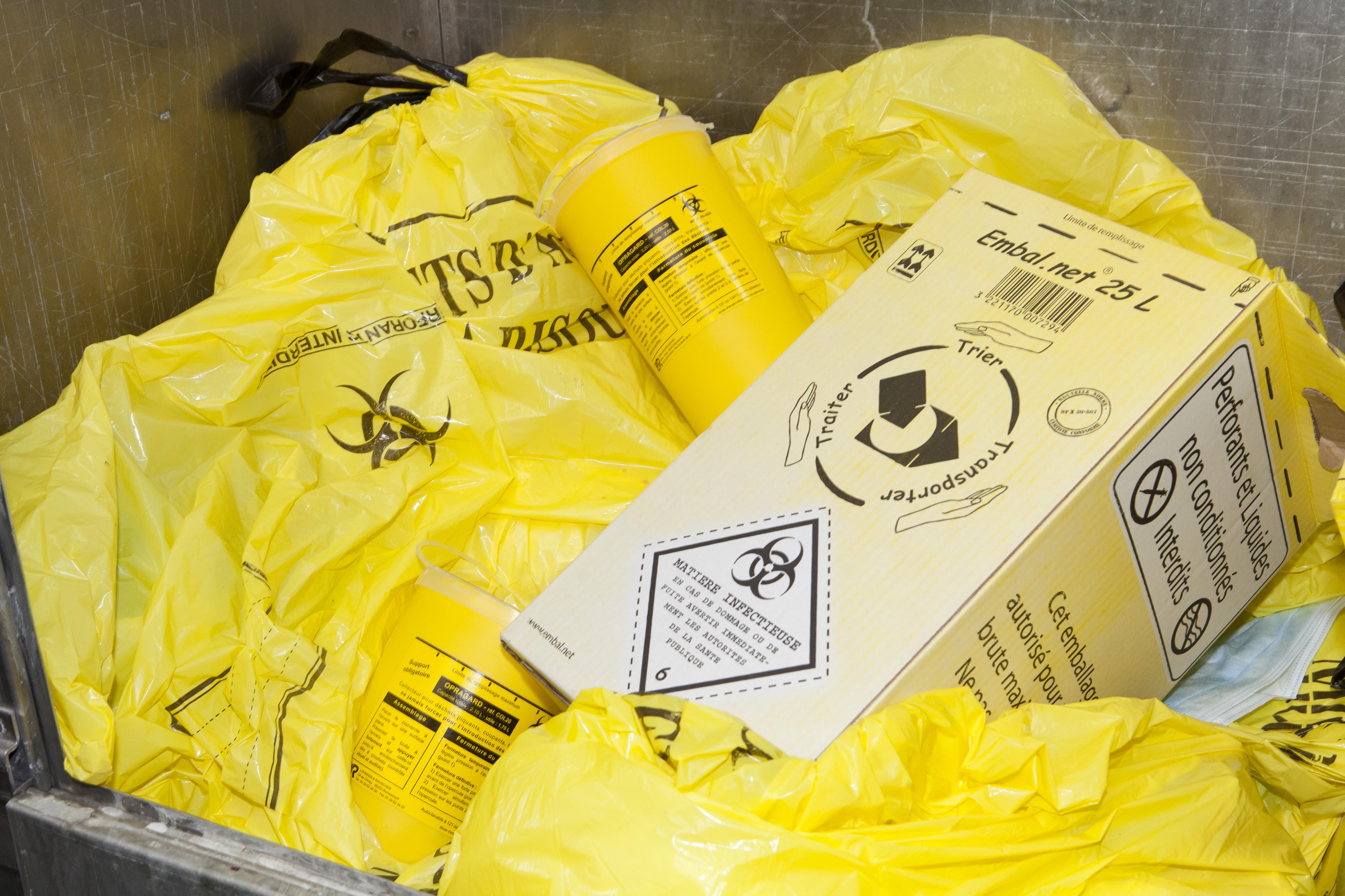 Medical Waste Disposal Equipment Hazardous Medical Waste