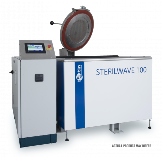 Sterilwave 100, ultra-compact medical waste treatment solution