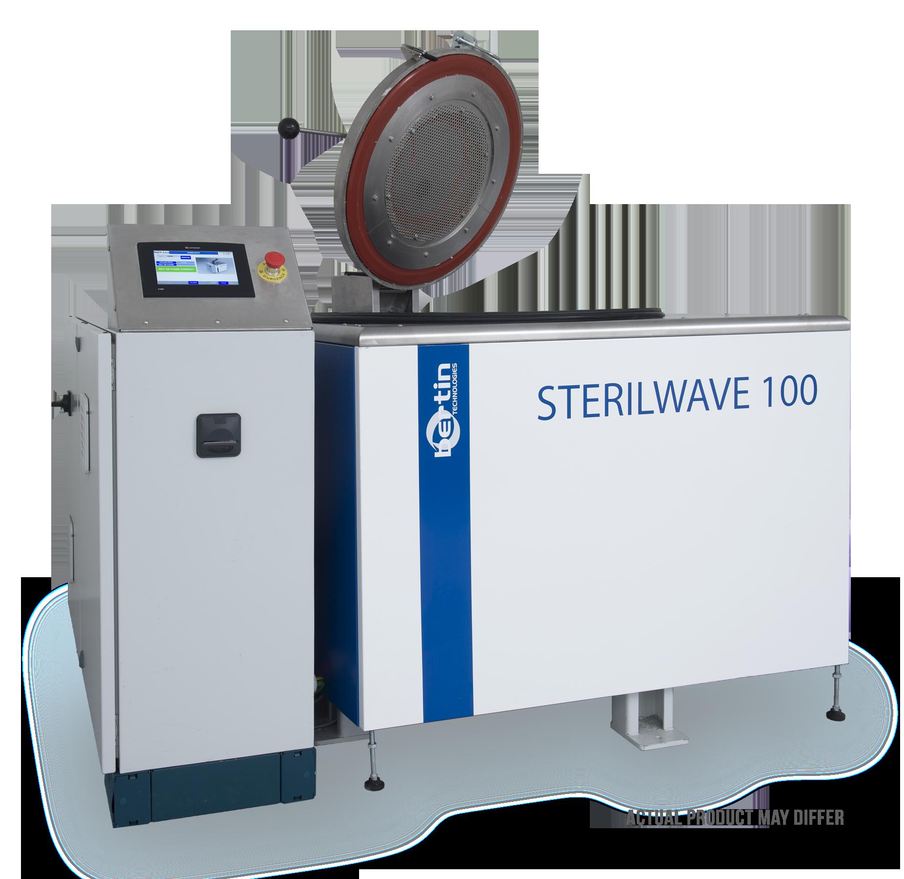 Hazard waste disposal Biomedical waste disposal Sterilwave 100