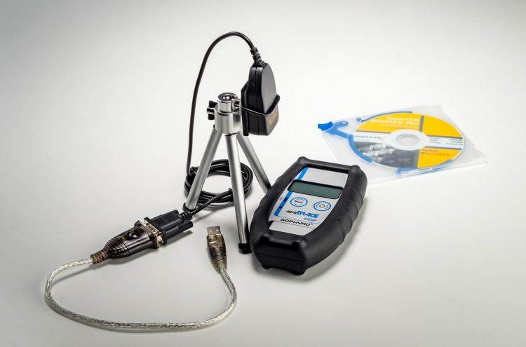 MiniTRACE CSDF, instrument multifunction pour le contrôle de la contamination et la mesure du débit de dose, de la radiation et des rayons X