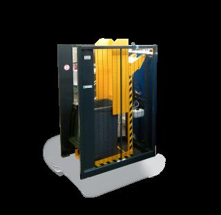 Tray unloader Sterilwave 440